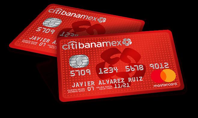 Que necesito para obtener una tarjeta de credito banamex