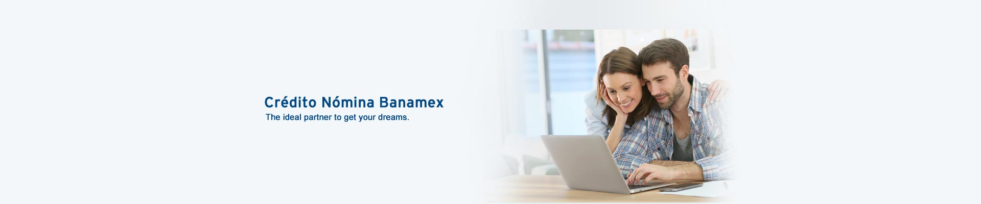 Crédito Nómina Banamex you use it, pay it back and use it again