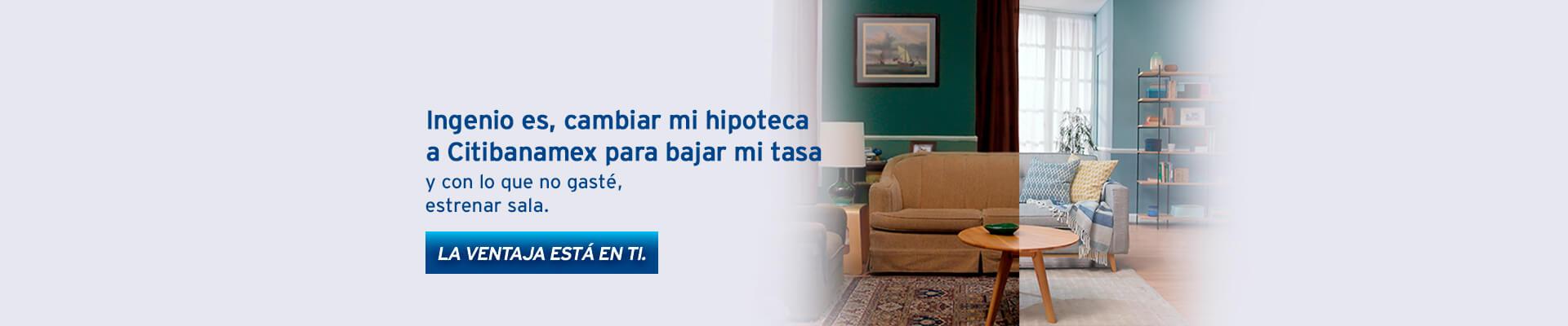 hipoteca interes credito: