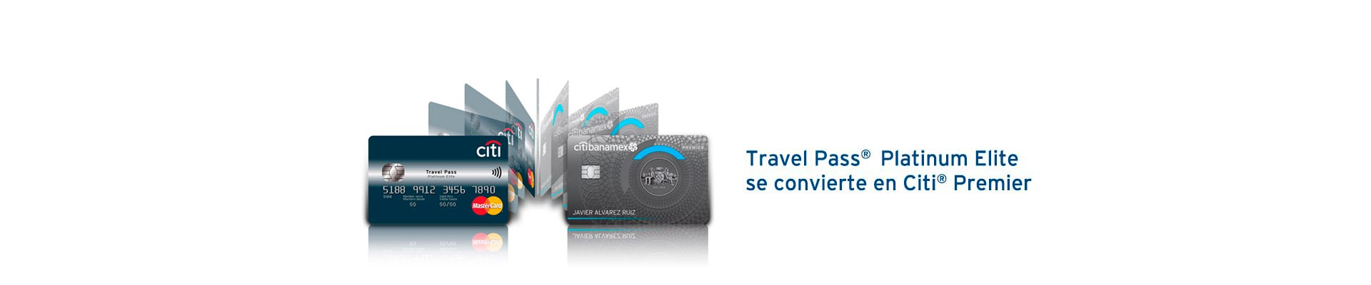 Tarjeta Travel Pass Elite level