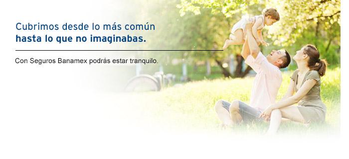 Promocion Seguro de auto Banamex